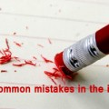 6 most Common mistakes in the interview