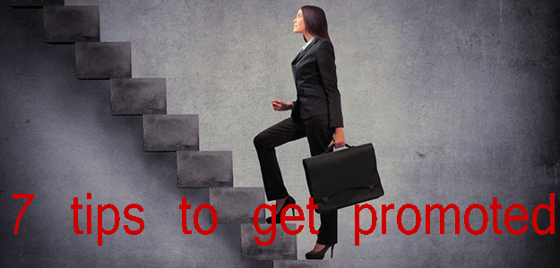 7 tips to get promoted