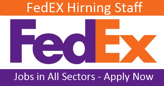 Jobs in Fedex