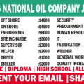 emirates national oil jobs