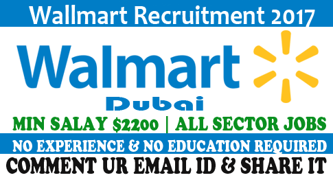 wallmart jobs