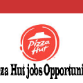 Pizza Hut jobs Opportunities