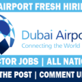dubai airport jobs 2018