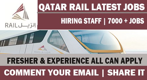 qatar rail jobs