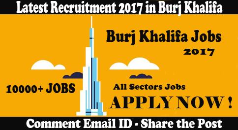 jobs in burj khalifa