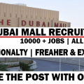DUBAI MALL JOBS